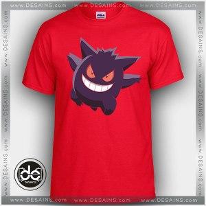 Buy Tshirt Gengar Ghost Pokemon Tshirt Kids Youth and Adult Tshirt Clothes
