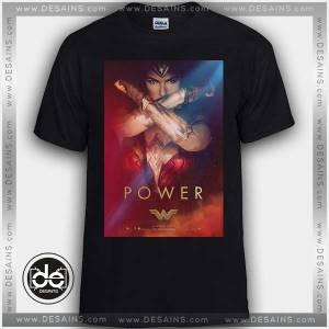 Wonder Woman 1984 Tshirt American Superhero DC Tee Shirts