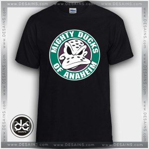 Buy Tshirt Anaheim Ducks Logo Tshirt Print Womens Mens Size S-3XL