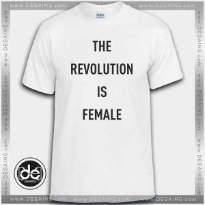 Best Tee Shirt Dress Feminism The Revolution is Female Review