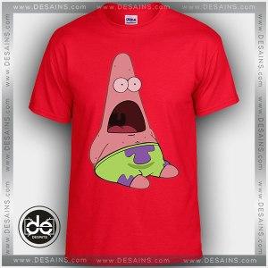 Best Tee Shirt Patrick Star SpongeBob Tshirt Kids and Adult