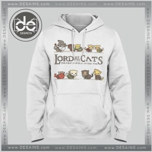 Cheap Graphic Hoodie Lord of The Cats Funny On Sale