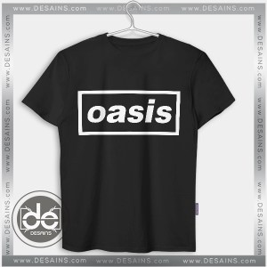 Cheap Graphic Tee Shirts Oasis Rock Band Tshirt On Sale