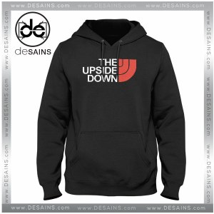 Cheap Graphic Hoodie The Upside Down Stranger Things North Face