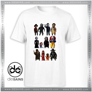 Cheap Graphic Tee Shirts A Nightmare on Elm Street Character
