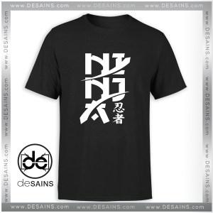 Cheap Tshirt Slice Ninja Japanese