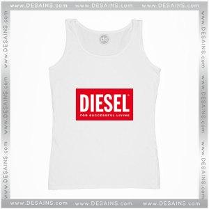 Cheap Graphic Diesel Tank Tops Diesel Apparel Diesel For Succesfull Living