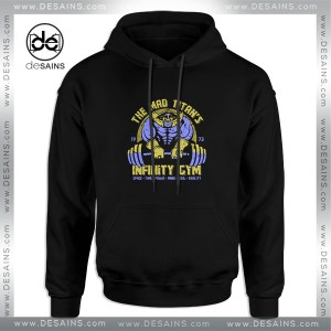 Cheap Graphic Hoodie Infinity Gym Thanos Avengers Infinity War