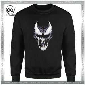 Cheap Graphic Sweatshirt Venom Spiderman Venom Movie Poster