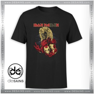 Cheap Tshirt Iron Maiden Iron Man