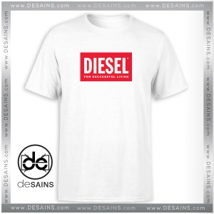 Diesel T-shirt Apparel Diesel For Succesfull Living Tee Shirt Size S-3XL