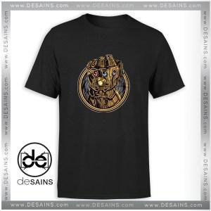 Tee Shirt Infinity War Hand Thanos Tee Shirt Size S-3XL