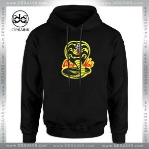 Cheap Graphic Hoodie Karate Kid Cobra Kai Dojo Size S-3XL