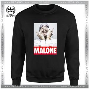 Post Malone American Rapper Sweatshirts Music Merch Sweaters