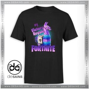 Cheap Tee Shirt Fortnite Game Victory Royale Tshirt Size S-3XL