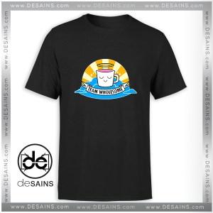 Cheap Tee Shirt Team Wholesome Drawfee fan base Tshirt Size S-3XL