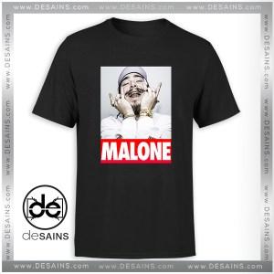 Tee Shirt Post Malone American rapper Tee Shirt Size S-3XL