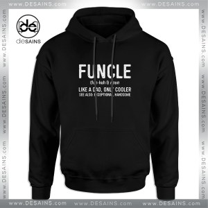 Cheap Graphic Hoodie Funcle Definition Funny Uncle Gift