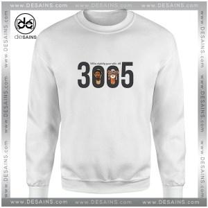Cheap Graphic Sweatshirt Childish Gambino 3005 Bear