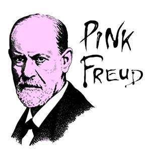 Pink Freud Band Merch