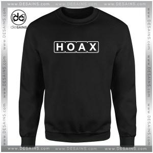 Cheap Graphic Sweatshirt Ed Sheeran Hoax Crewneck Size S-3XL
