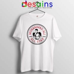 Cheap Tee Shirts Muhammad Ali All Star Converse Logo Size S-3XL