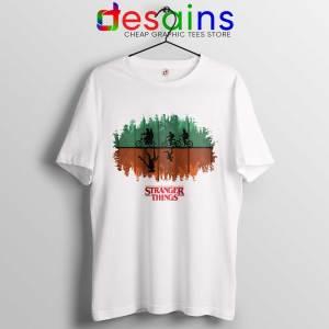 Tee Shirt Stranger Things Season 3 Poster Cheap T-shirt Size S-3XL