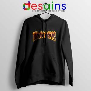 Buy Hoodie Black Dracarys Thrasher Fire Hoodies Game of Thrones