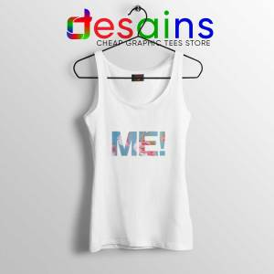 Cheap Tank Top Taylor Swift ME feat Brendon Urie of Panic! At The Disco