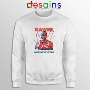Kawhi Leonard Claw Raptor Sweatshirt Cheap Graphic NBA Sweater