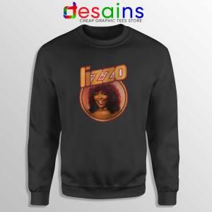 Cheap Sweatshirt Black Lizzo American Singer Vintage Merch Size S-3XL