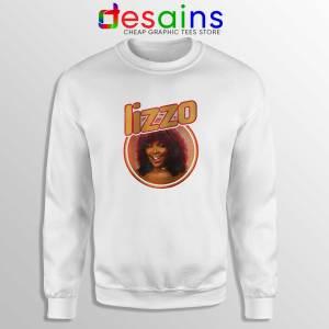 Cheap Sweatshirt Lizzo American Singer Vintage Merch Size S-3XL