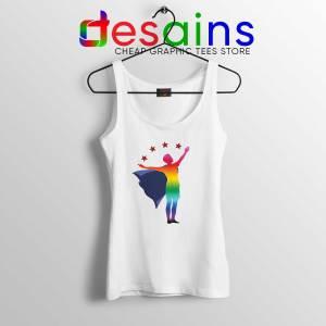 Megan Rapinoe Hero Pride Tank Top Cheap Tops Rapinoe Pride Shirt