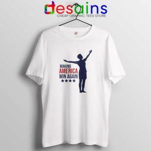 Megan Rapinoe Win Tee Shirt Making America Win Again World Cup Tshirt