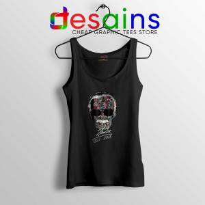 Tank Top Stan Lee Thanks for the Memories Cheap Tops Stan Lee Marvel