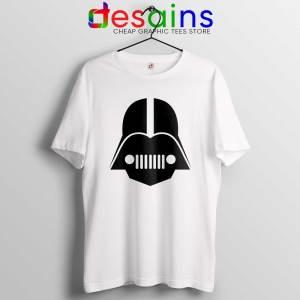 DarthJeep Star Wars Tshirt Cheap Graphic Tee Shirts Darth Vader Jeep