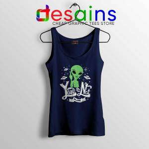 Storm Area 51 Navy Tank Top They Can't Stop All of Us Cheap Tank Tops