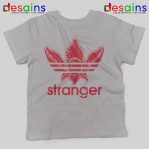 Stranger Things Monster Kids Tshirts Stranger Things Adidas Tee Shirts
