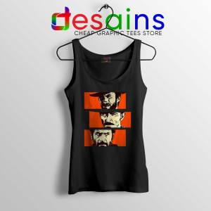 Tank Top For a Few Dollars More Cheap Tank Tops Clint Eastwood