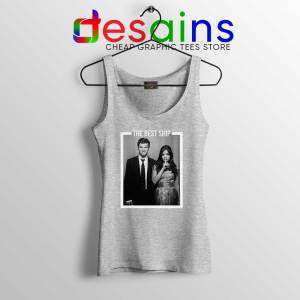 Ezria The Best Ship Tank Top Ian Harding and Lucy Hale Tank Tops