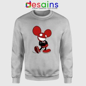 Mickey Mau5 Sweatshirt Deadmau5 Mickey Mouse Sweater S-2XL