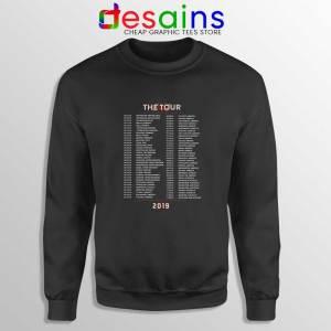Shawn Mendes Merch The Tour Sweatshirts Shawn Mendes Crewneck
