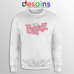 Bratz Angelz Sweatshirt Fashion Dolls Sweater Size S-3XL