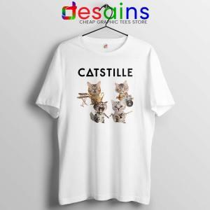 Catstille Band Bastille Cats Tshirt Bastille Tee Shirts S-3XL