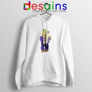 Groot I Love Baltimore Ravens Hoodie Guardians of the Galaxy NFL