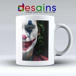 Joker Face Poster Mug - Ceramic Coffee Mugs Film Joker 2019