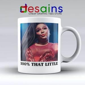 Lizzo That Little Mug - Ceramic Coffee Mugs Lizzo American Singer