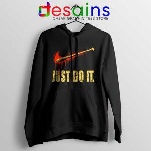 Lucille Just Do It Hoodie The Walking Dead Hoodies Size S-2XL
