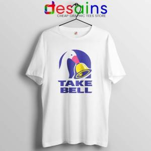 Take Bell Taco Tshirt Taco Bell Tee Shirts GILDAN S-3XL