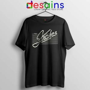 The Strokes Merch Tshirt Cheap Graphic Tee Shirts Size S-3XL